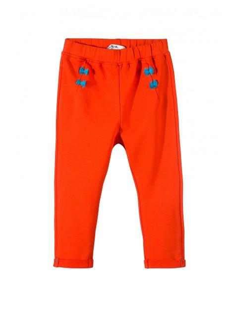 Spodnie dresowe niemowlęce 5M3421