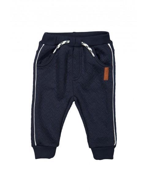 Jegginsy spodnie niemowlęce