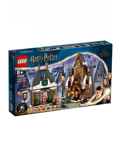 LEGO Harry Potter TM - Wizyta w wiosce Hogsmeade 76388 - 851 elementów, wiek 8+