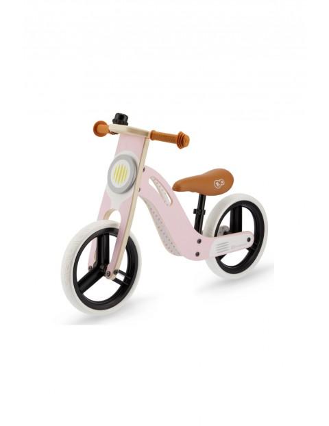 Kinderkraft rowerek biegowy UNIQ różowy 24msc+