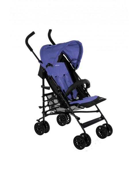Wózek Spacerowy Zuma Kids Explorer Niebieski