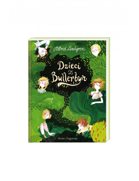 "Książka ,,Dzieci z Bullerbyn""- A.Lindgren"