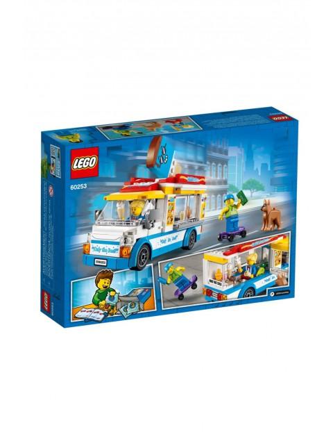 Lego City - Furgonetka z lodami 60253 - 200 elementów wiek 5+