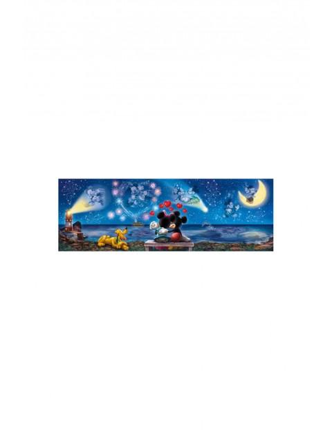 Puzzle Panoramiczne Miki i Minni -  1000 elementów
