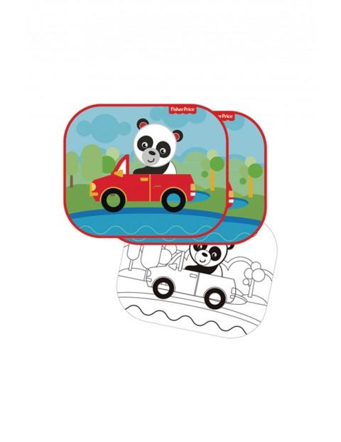 Osłonki samochodowe 2szt Panda 5Y34ED