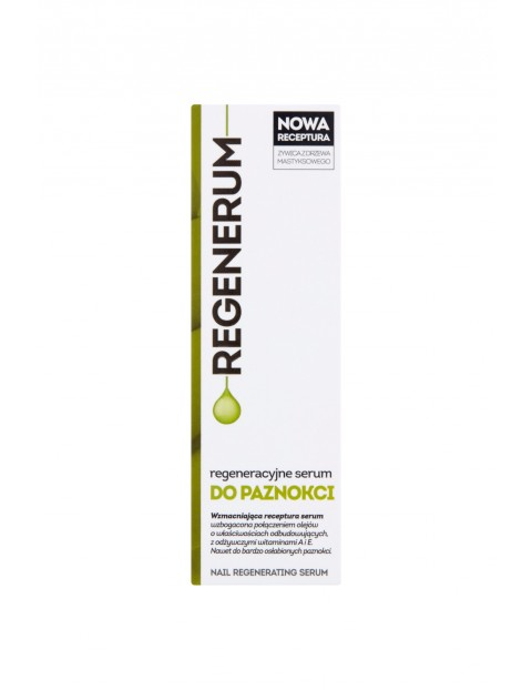Regenerum Regeneracyjne serum do paznokci 5 ml