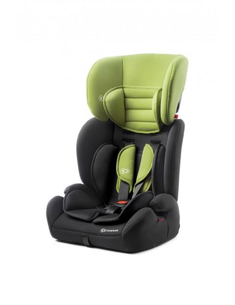 Fotelik samochodowy CONCEPT zielony- 9-36kg