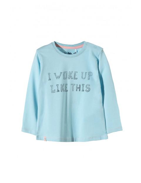 Bluzka niemowlęca długi rękaw 5H3422