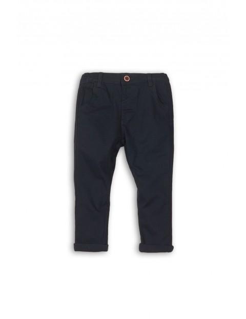 Spodnie chłopięce chinosy 2L35AK