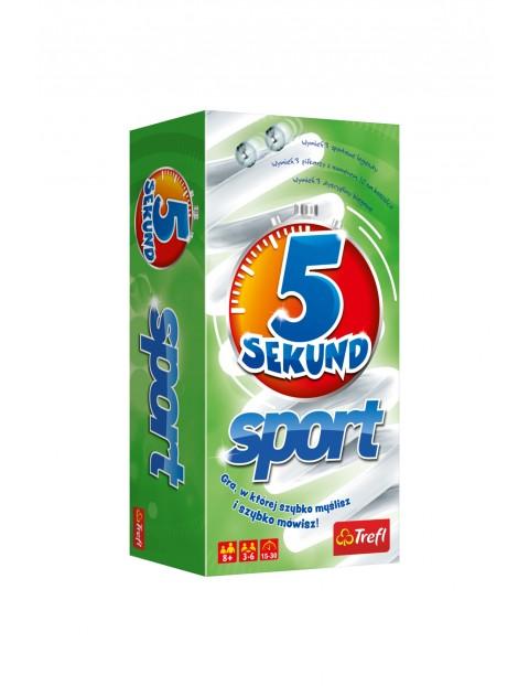 Gra 5 sekund. Sport Trefl 8+