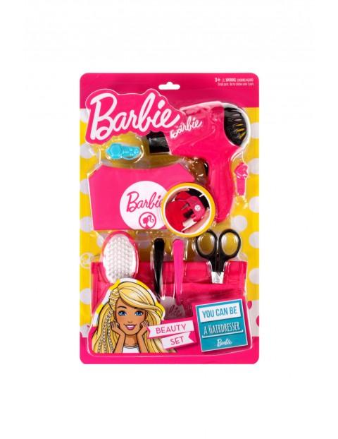 Barbie zestaw fryzjerski wiek 3+