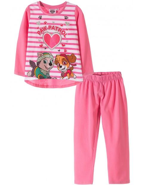 Pidżama dziewczęca Psi Patrol 3W35BK