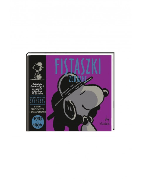 "Książki ""Fistaszki zebrane"" 1995–1996"