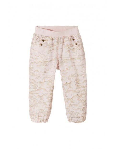 Spodnie niemowlęce 5L3208