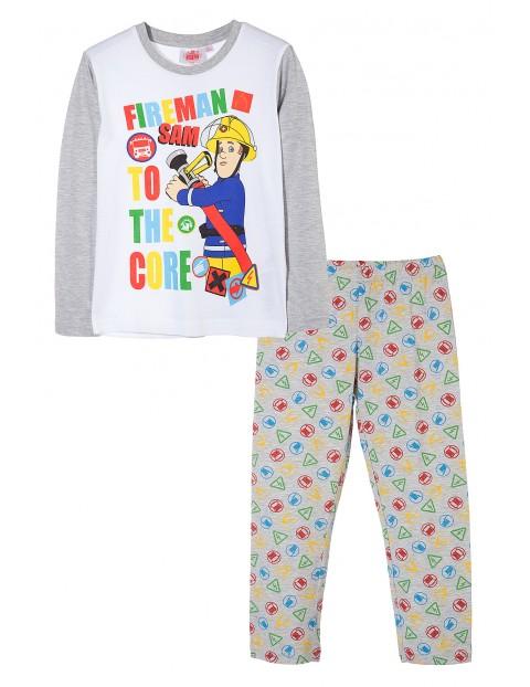 Pidżama chłopięca Strażak Sam 1W35AH