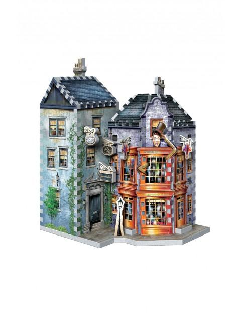 Wrebbit 3D puzzle Harry Potter Weasleys' Wizzard Wheezes & Daily Prophet 285 elementów