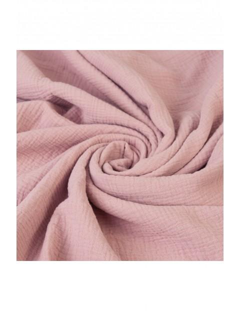 Pielucha muslinowa 3pak 100% bawełna, rozmiar 70x80cm