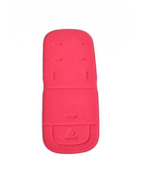 Wkładka do wózka z pianki Memory różowa