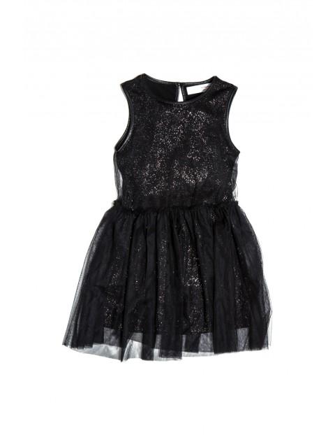 Sukienka dziewczęca 4K35A2