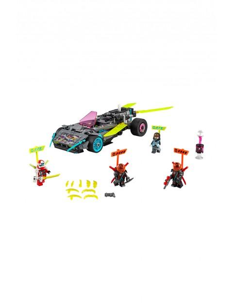 LEGO NINJAGO latający samochód 71710 - 419 elementów wiem 8+
