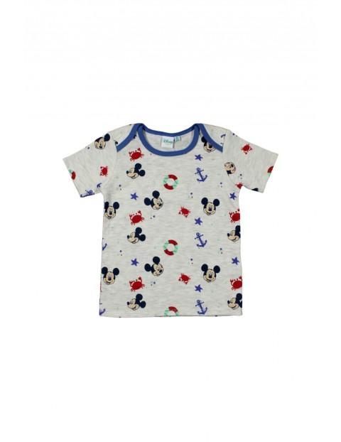 T-shirt niemowlęcy Myszka Mickey 5I34BF