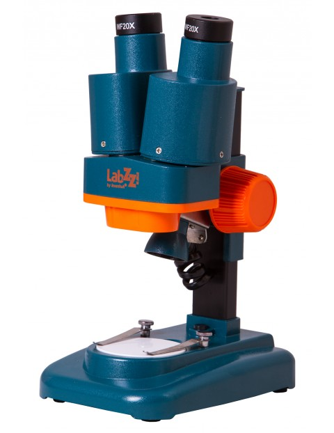 Mikroskop Levenhuk LabZZ M4 - zielony