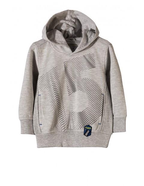 Bluza nierozpinana 1F3415
