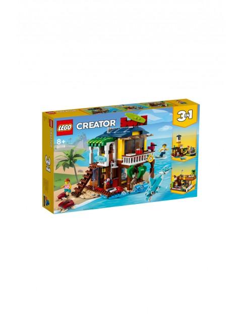 LEGO Creator - Domek surferów na plaży - 564 el