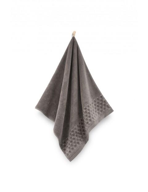 Ręcznik antybakteryjny Oscar z bawełny egipskiej sezam- 2pack 30x50cm