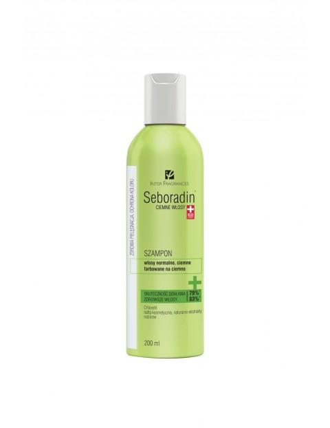 Seboradin Ciemne Włosy szampon - 200ml