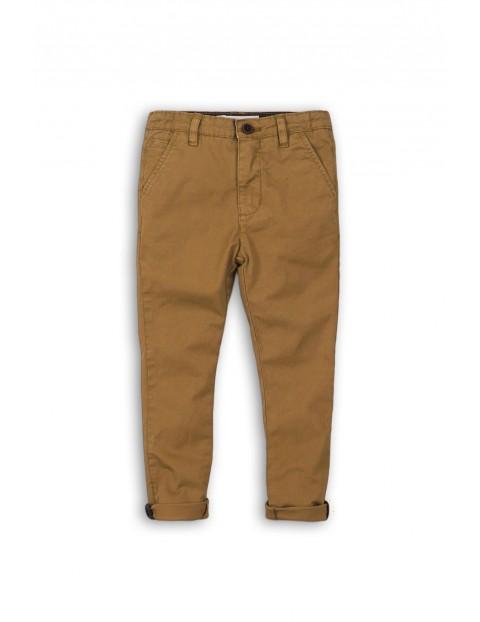 Spodnie chłopięce chinosy 2L35AI
