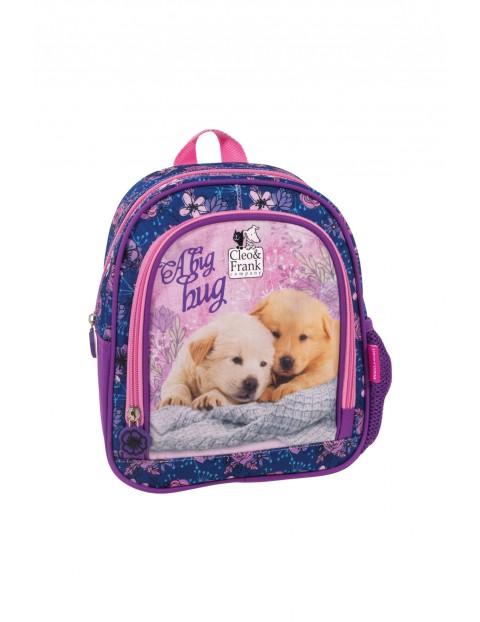 Plecak szkolny dziewczęcy 3Y35AX