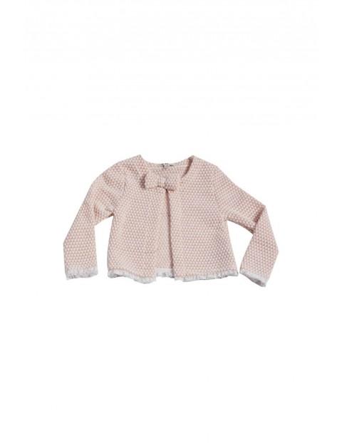 Sweter dziewczęcy 3C35AS