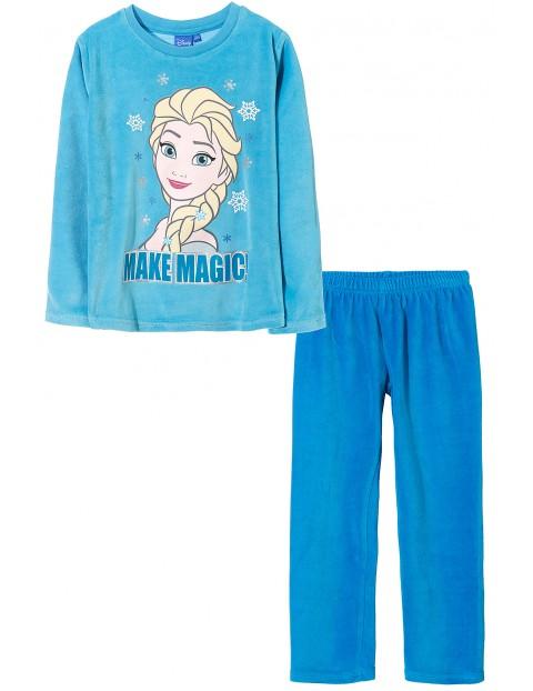 Piżama dziewczęca Kraina Lodu