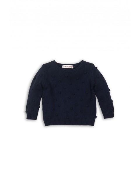Sweter dziewczęcy 3C35AA