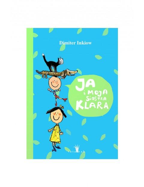 """Książka """"Ja i moja siostra Klara"""""""