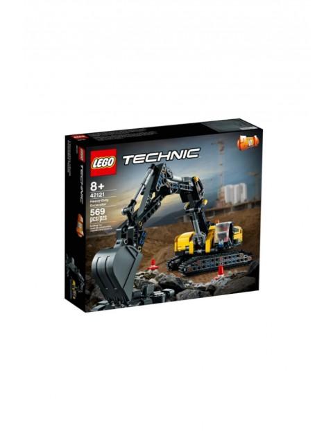 LEGO Technic - Wytrzymała koparka - 569 el wiek 8+