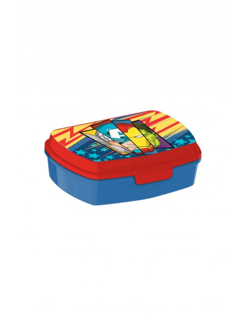 Pudełko śniadaniowe Avengers