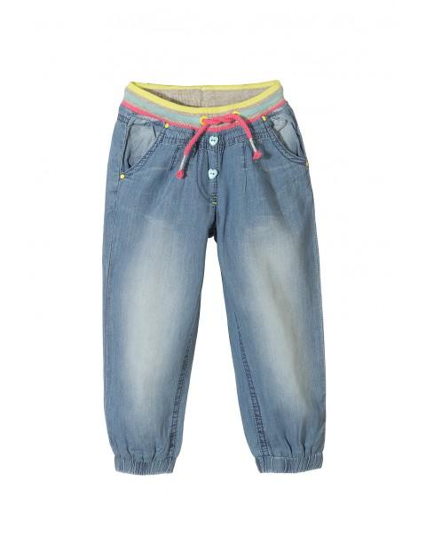 Spodnie dziewczęce 3L3205