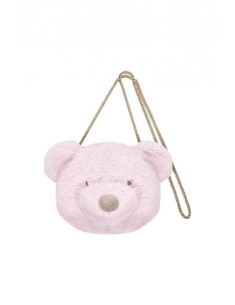 Różowa torebka-Królik Charlotte