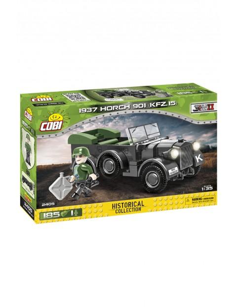 Klocki Cobi - 2405 Historical Collection WWII 1937 HORCH 901 - 185 el
