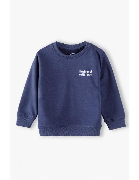 Bluza dresowa niemowlęca- Limited Edition