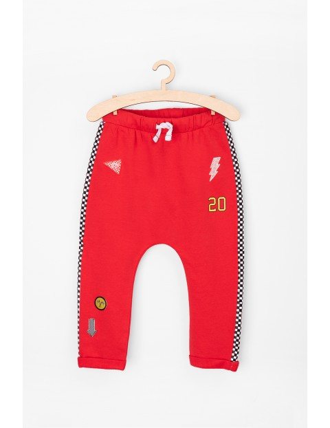 Spodnie dresowe niemowlęce