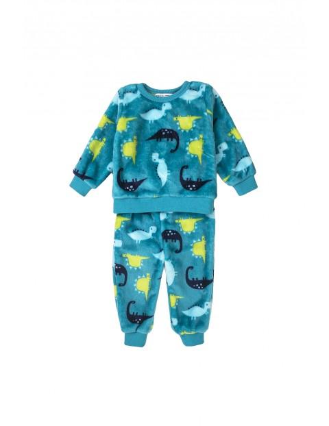Piżama niemowlęca dwuczęściowa z Dinozaurami