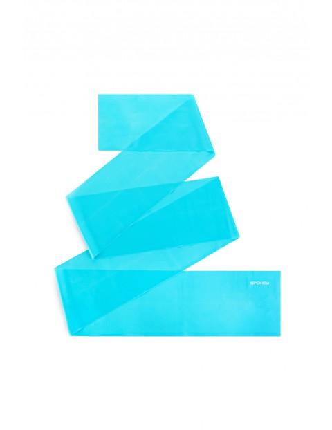 Guma do ćwiczeń RIBBON II fit. Light- niebieska