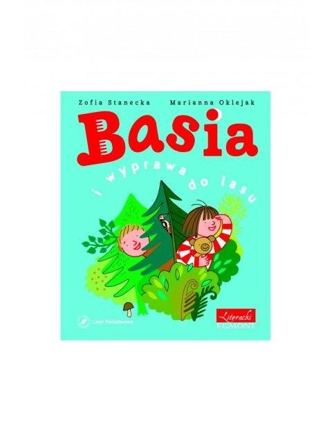 """Książka """"Basia i wyprawa do lasu"""""""