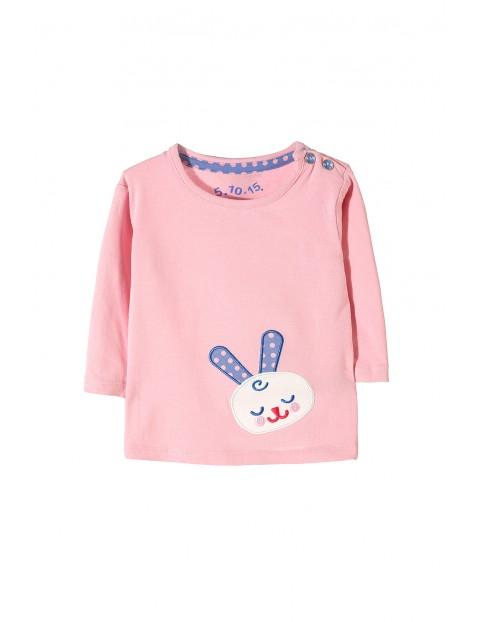 Bluzka niemowlęca długi rękaw 5H3201