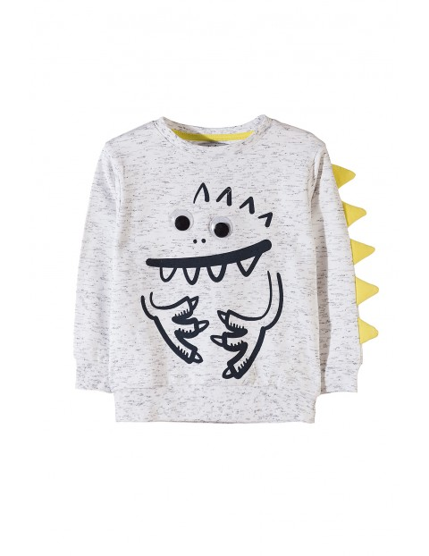 Bluza chłopięca dresowa 1F3516