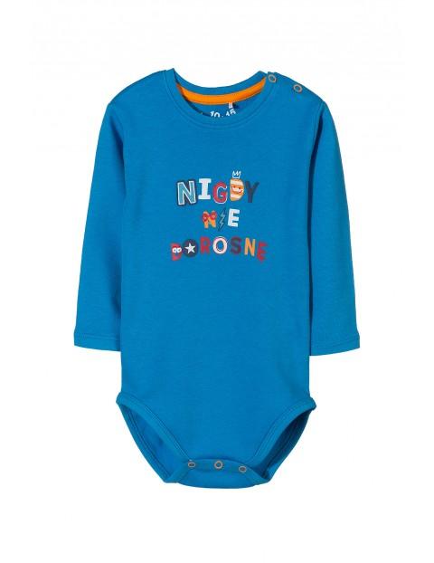 Body niemowlęce 100% Bawełna 5T3509
