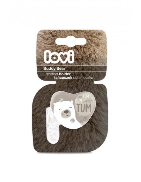 Łańcuszek do smoczka Buddy Bear